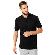 Polo Short Sleeve Engineered Knit