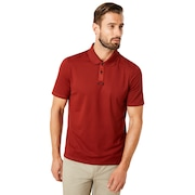 Polo Shirt Short Sleeve Perforated