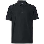 Icon Golf Polo - Blackout