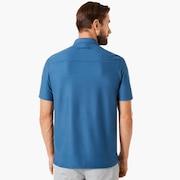 Icon Golf Polo - Ensign Blue