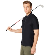 Icon Golf Polo - Blackout