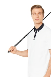 Icon Golf Polo - White