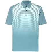 Polo Shirt Short Sleeve Striped Ellipse - Ore