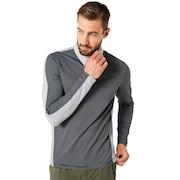 Polo Shirt Long Sleeve Striped