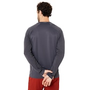 Enhance Long Sleeve Crew 8.7.02 - Forged Iron