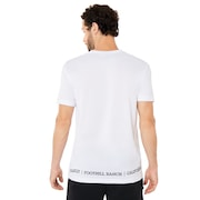 Enhance Technical Qd Short Sleeve Tee.18.10 - White