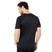 Enhance Short Sleeve Crew 8.7.01 - Blackout