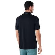 Enhance Short Sleeve Polo 8.7 - Blackout