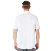 Enhance Short Sleeve Polo 8.7 - White