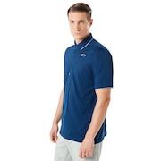 Enhance Short Sleeve Polo 8.7 - Dark Blue