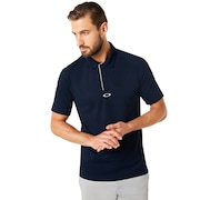 Polo Piping Short Sleeve