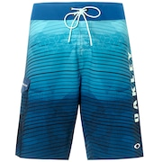 21 Inches Camou Degrade - Ensign Blue