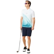 Icon Chino Golf Short - Fathom