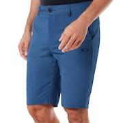 Chino Icon Golf Short - Ensign Blue