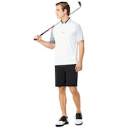 Chino Icon Golf Short - Blackout