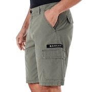 Cargo Icon Short Pants - Dark Brush