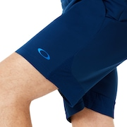 Enhance Technical Short Pants 8.7 7Inch - Dark Blue