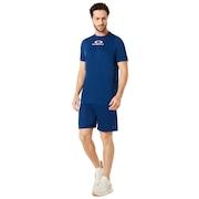 Enhance Technical Short Pants 8.7 7Inch - Dark Blue