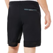 Enhance Technical Short Pants 8.7 7Inch - Blackout