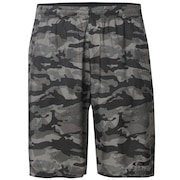 Enhance Technical Short Pants 8.7.02 9Inch - Green Print