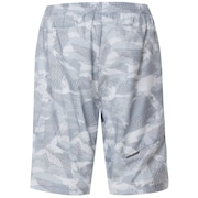 Enhance Technical Short Pants 8.7.02 9Inch - White Print