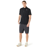 Enhance Technical Short Pants 8.7.01 9Inch - Forged Iron
