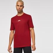 Bark New Short Sleeve - Iron Red