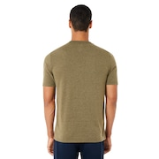 Bark New Short Sleeve - Dark Brush Light Heather