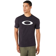O-Bold Ellipse - Blackout Light Heather