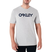 Mark II Tee - Granite Heather