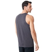 Mark II  Tank - Jet Black Heather