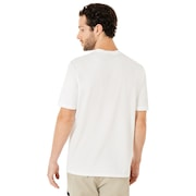 Thermonuclear Protection Short Sleeve - White