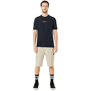B1B Flag Short Sleeve - Blackout