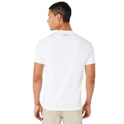 Oakley Camou Short Sleeve - White