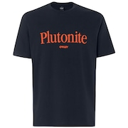 Plutonite Short Sleeve - Blackout
