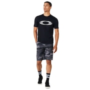 Ellipse Tech Short Sleeve - Blackout
