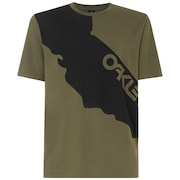 Cali Big Short Sleeve - Dark Brush