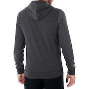Ellipse Fz Hoodie - Blackout Light Heather