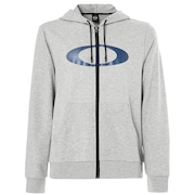 Ellipse Fz Hoodie - Granite Heather