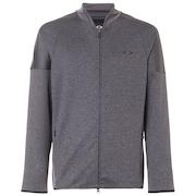 Full Zip Golf Fleece - Forged Iron Dark Heather
