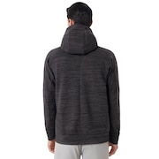 WR 18 Shell Sweater Jacket - Blackout