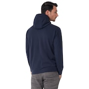 WR 18 Shell Sweater Jacket - Fathom