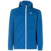 Enhance Technical Fleece Jacket.Grid 8.7 - Ensign Blue