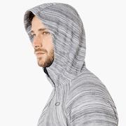 Enhance Technical Fleece Jacket.Tc 8.7 - Light Heather Gray