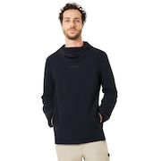 Utility Hooded Long Sleeve Tee