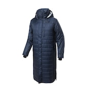Enhance Wind Warm Long Coat 8.7 - Fathom