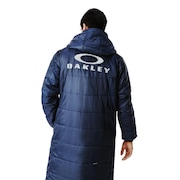 Enhance Wind Warm Long Coat 8.7