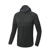 3Rd-G Zero Warm O-Fit Hoody 1.0 - Blackout