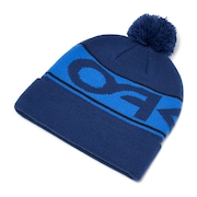 Factory Cuff Beanie - Dark Blue