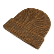 Beanie Melange - Dark Brush Light Heather